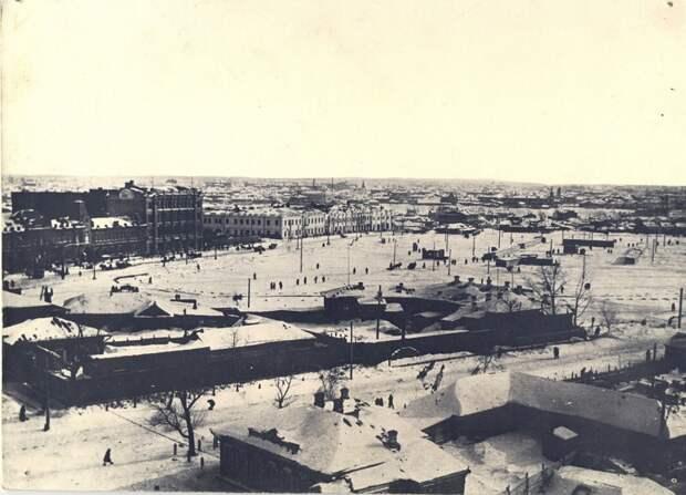 Как выглядели российские города 100 лет назад история, россия, фотографии