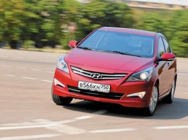 Hyundai подняла цены на Solaris в третий раз в 2015 году