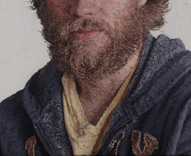 "Detail of ""Garrett"""