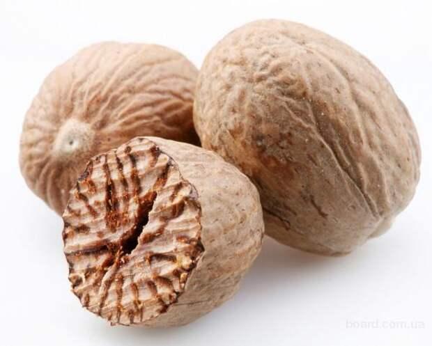 6 причин употреблять мускатный орех