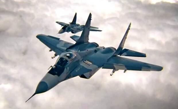 Турецкая РЭБ «Корал» не справилась с авианалётом МиГ-29 в Ливии