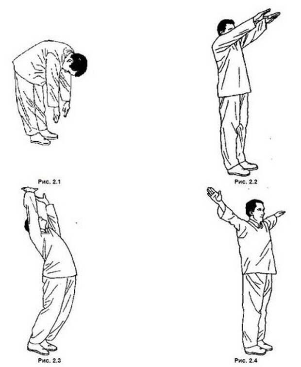 Два простых упражнения для здоровья и молодости