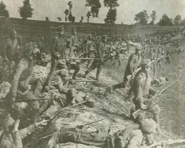 Первая мировая война: русская победа, лживым мифам вопреки