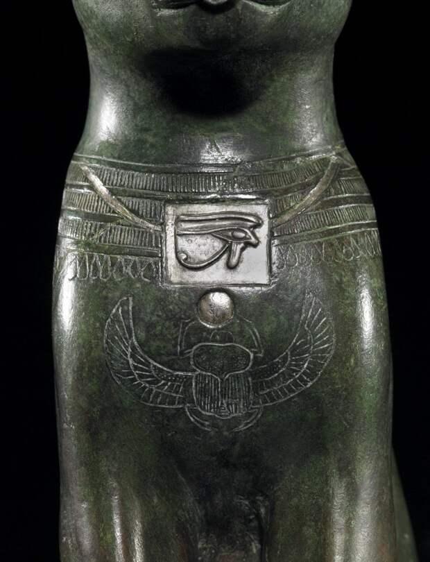Богиня Бастет, 664-332 до н.э.