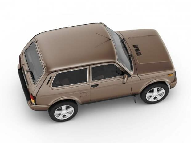 АВТОВАЗ в марте нарастит темп сборки Lada 4x4 Urban