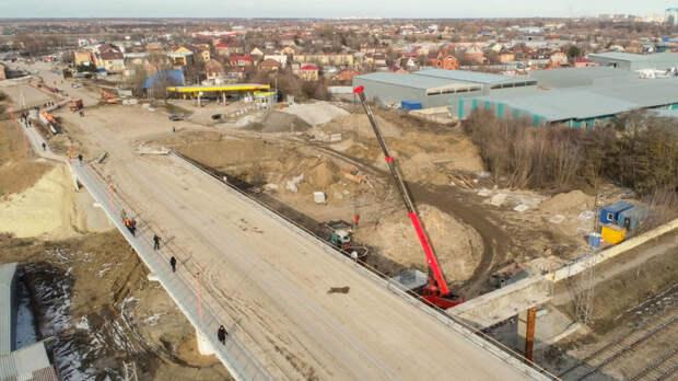 Оходе работ построительству моста наМалиновского рассказали власти Ростова