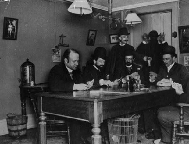 Страницы жизни простых и бедных американцев в Нью-Йорке XIX века