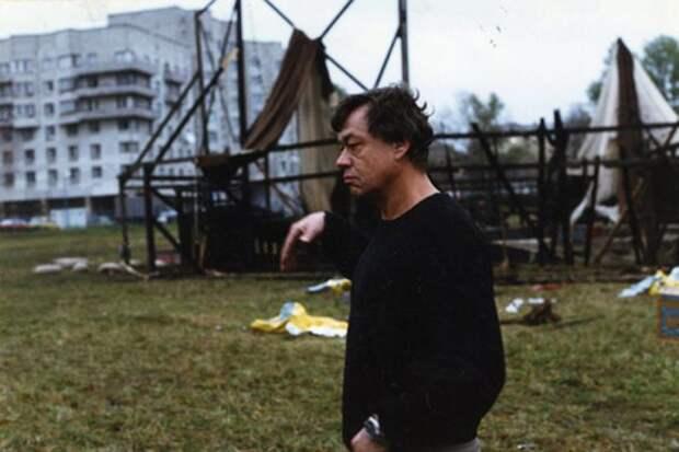 Эпоха российского кино: лучшие роли Николая Караченцова