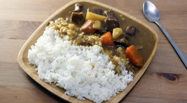 Готовить японское карри просто.