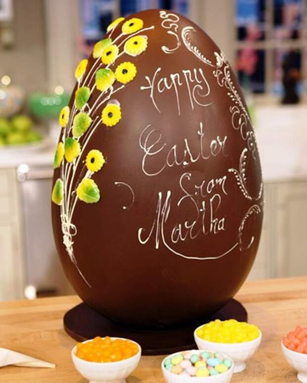 И еще 10 идей как украсить яйца на Пасху (6)