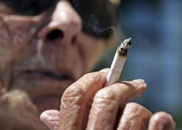 Пачки сигарет в России будут цвета какашек