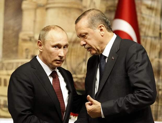 Россия и Турция изолируют Украину. Кто следующий?