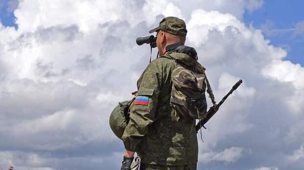 Есть ответка: Армия ЛНР заставила «замолчать» огневую точку противника