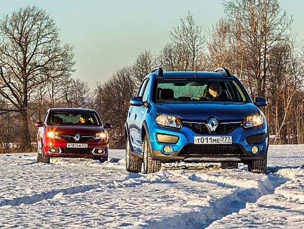 Renault Sandero или Sandero Stepway: ступенью выше