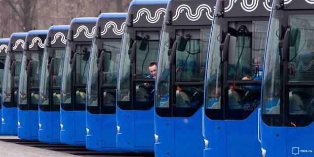 На следующий через Ростокино маршрут №244 вышли коммерческие перевозчики