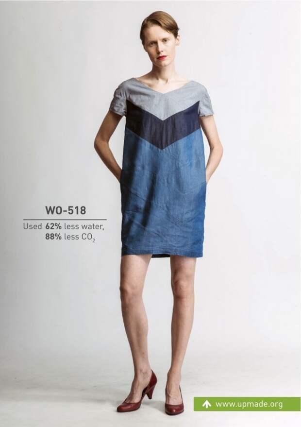 Перереботанная одежда Reet Aus (коллекция)