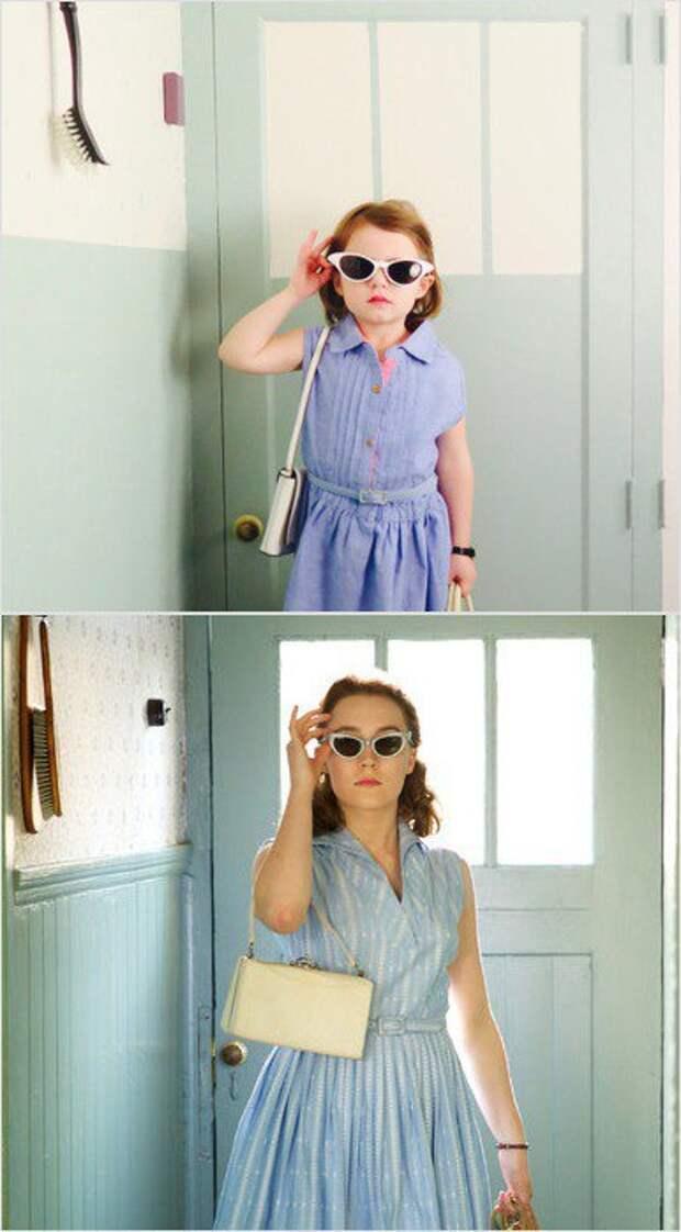 """Дети воссоздали сцены из фильмов, номинированных на """"Оскар"""""""