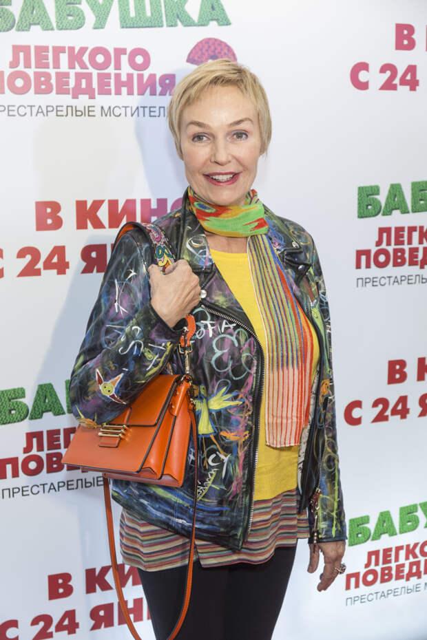 Наталья Андрейченко показала взрослого сына-красавца