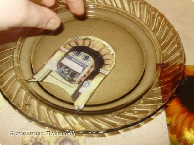 Декор предметов Мастер-класс 8 марта День рождения Декупаж МК Чайного домика Бумага Дерево Крупа фото 13