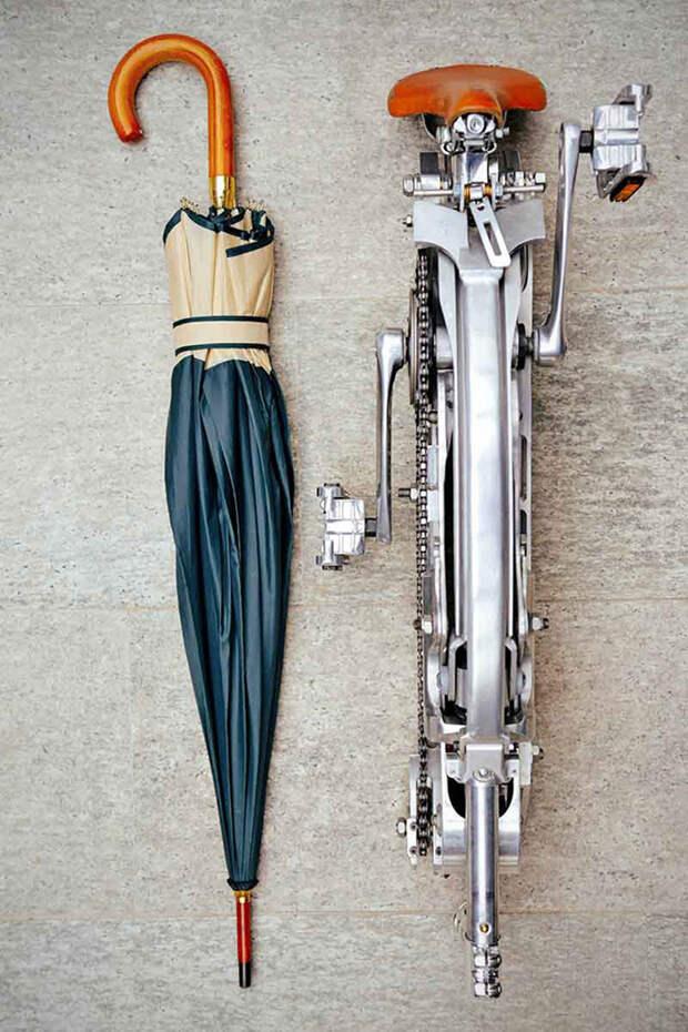 Складной велосипед для минималистов