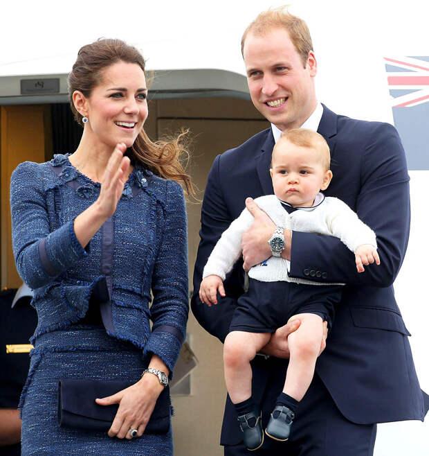 Когда дети принца Уильяма и Кейт Миддлтон подрастут, у герцогов станет больше работы