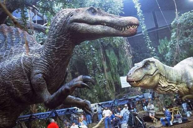 Интересные факты о франшизе «Парк Юрского периода»