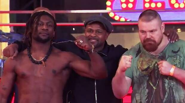 Дацик перевесил Тайсона Дижона на 35 кг, Кокляев оказался на 44 кг тяжелее Тарасова