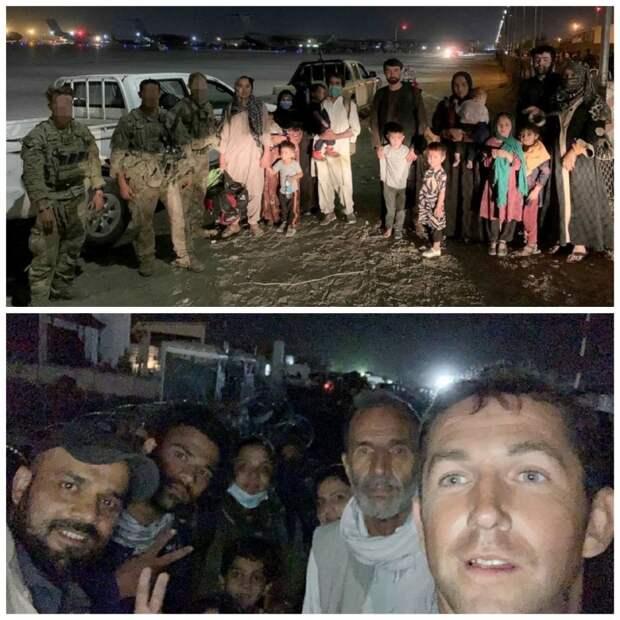 """""""Ананасовый экспресс"""" отставников США эвакуировал 630 афганских коммандос"""