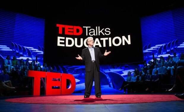 Пять уроков, которым нас могут научить лекции TED