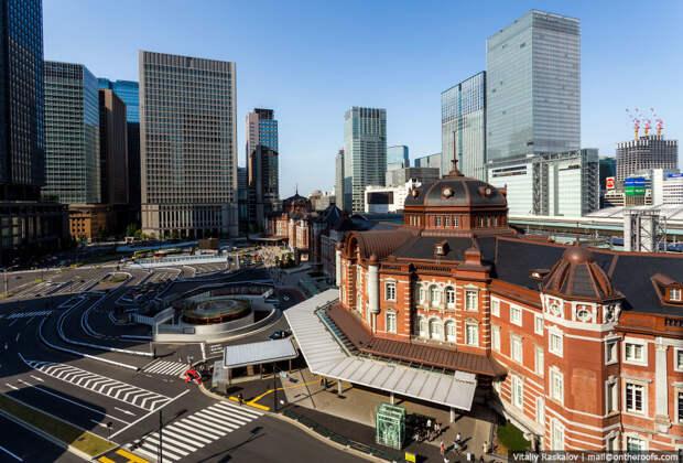 Японские города глазами известного руфера Виталия Раскалова