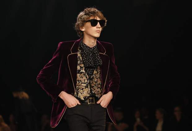 Saint Laurent в Голливуде