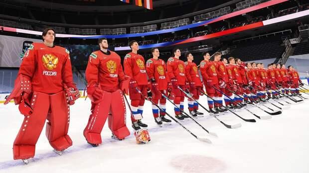 Объявлен состав молодежной сборной России на матч с Чехией на МЧМ-2021