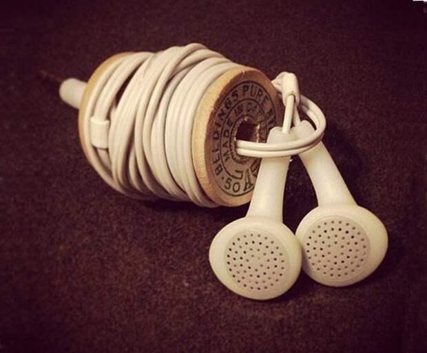 Катушка музыкальных ниток (подборка)
