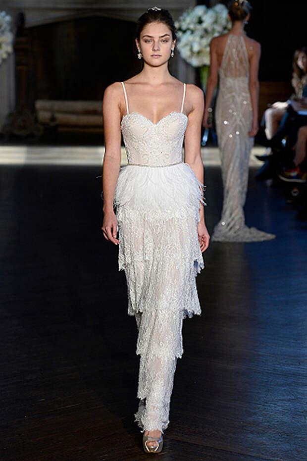 15 лучших платьев с Недели свадебной моды в Нью-Йорке