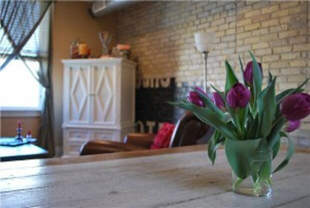Запах цветов украсит любое помещение