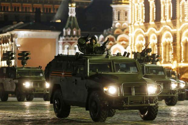 Репетиция Парада Победы: кто перекрыл дороги в Москве