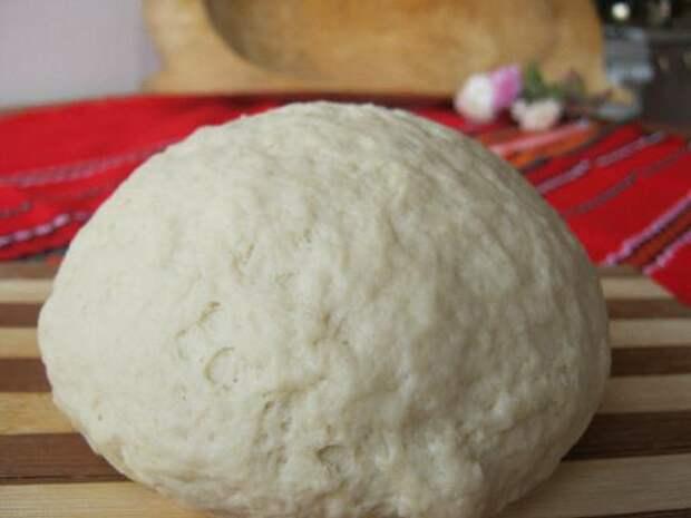 Тесто для вареников. Традиционное тесто