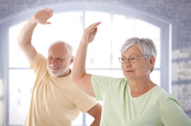 Зарядка для похудения - комплекс упражнений для всех возрастов