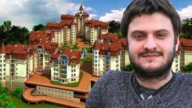 Скрытая камера: Сын Авакова накурился и проиграл в карты 100 000 (видео)