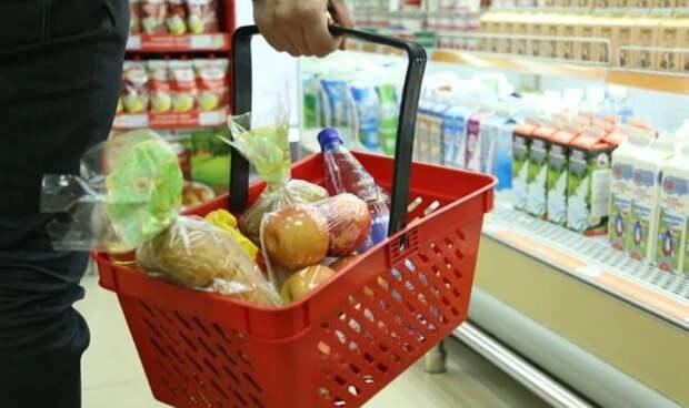 Неподъемная корзина — ожидаем очередное повышение цен на продукты первой необходимости