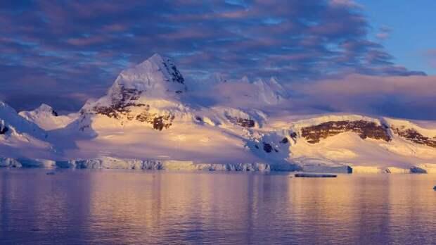 Глобальное потепление приближается с юга. Антарктика разогревается слишком быстро