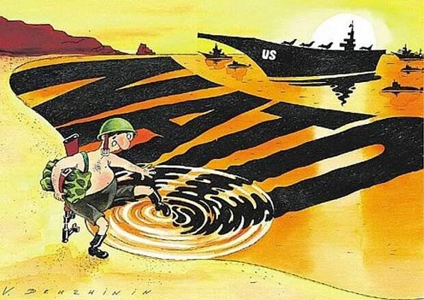 NATO caricatures - Татьяна Валерьевна Кара-Казарьян