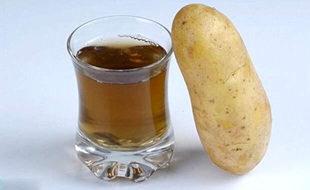 10 удивительных свойств картофельного сока, о которых знают далеко не все