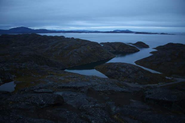 Гренландия на яхте: две недели на краю света