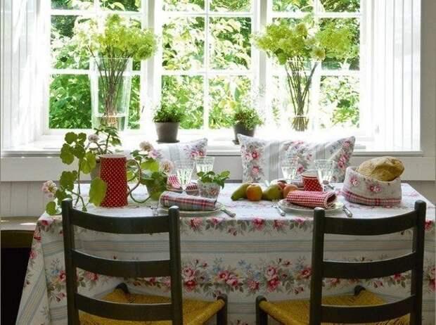 Как создать уют и порядок в доме. Полезные советы●
