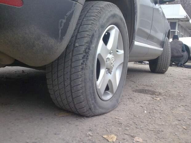 Замерил, при каком давлении в колёсах расход топлива минимальный. Делюсь результатами