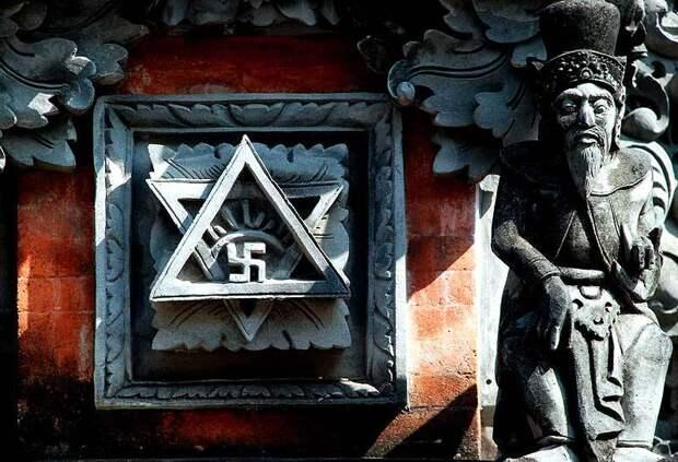 Что символизирует звезда Давида?