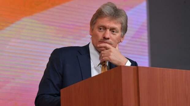 """""""Жить сразу не хочется"""": Песков высказался о критике со стороны Путина"""