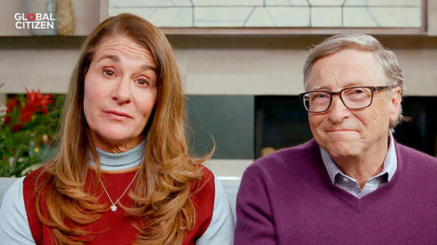 Мелинда и Билл Гейтс развод