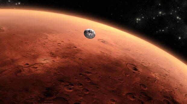 Марс населён роботами. Если быть точным, на данный момент численность «населения» Марса составляет семь роботов. (NASA/JPL-Caltech)